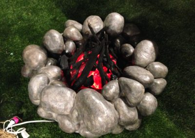 Campfire Vacuform Salesforce conference