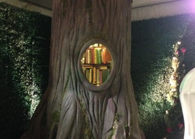 Pandora Book Tunnel Tree Coachella Music Festival1